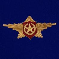 Знак Сухопутного взвода Роты Почетного Караула ВС РФ