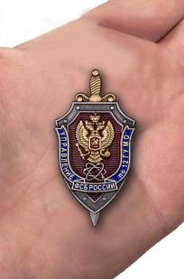 """Заказать знак """"Управление ФСБ России по 12 ГУ МО"""""""