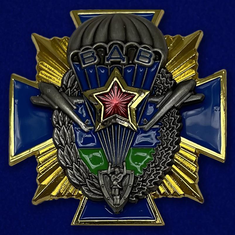 Знак ВДВ СССР на подставке