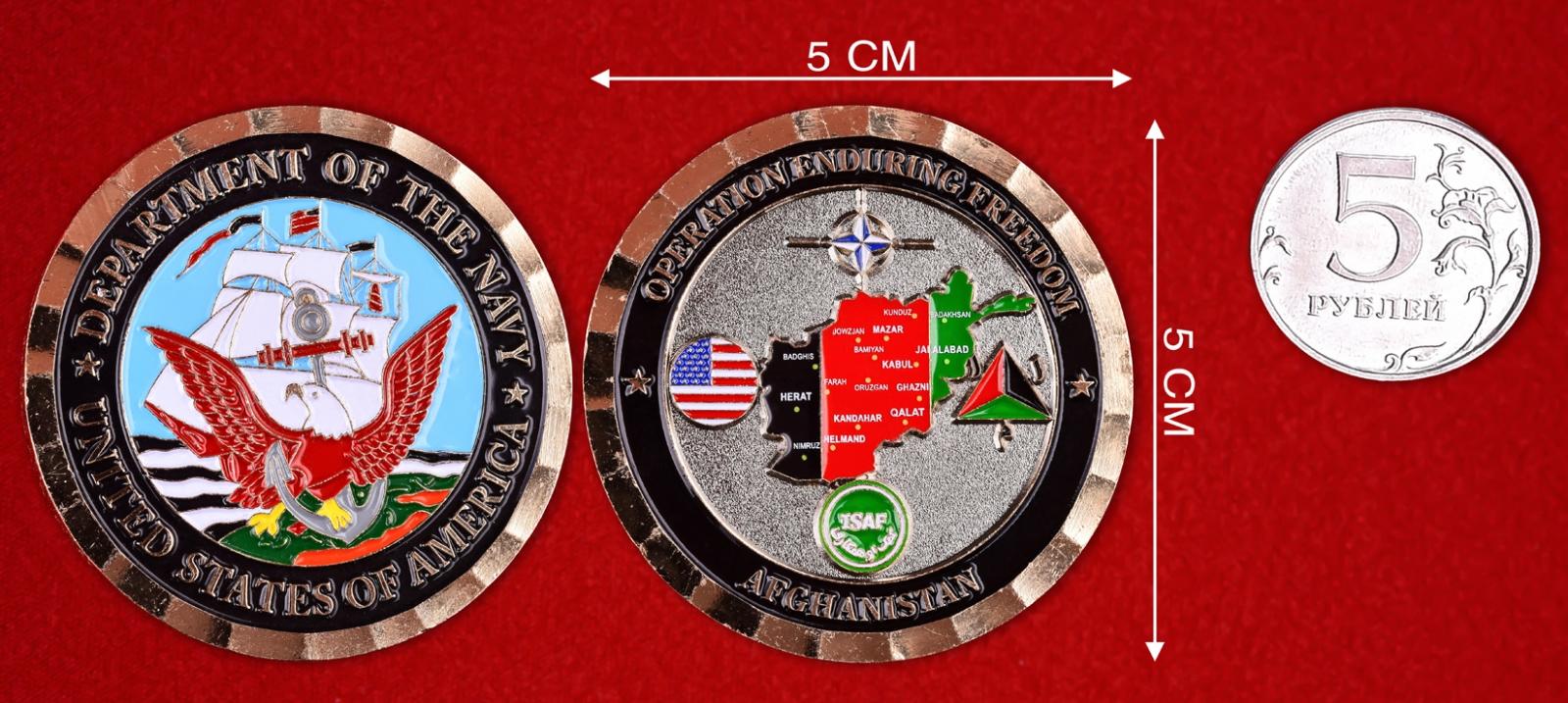 Знак Военно-морского министерства США