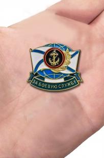 """Заказать знак """"За боевую службу"""" ВМФ Морская пехота"""