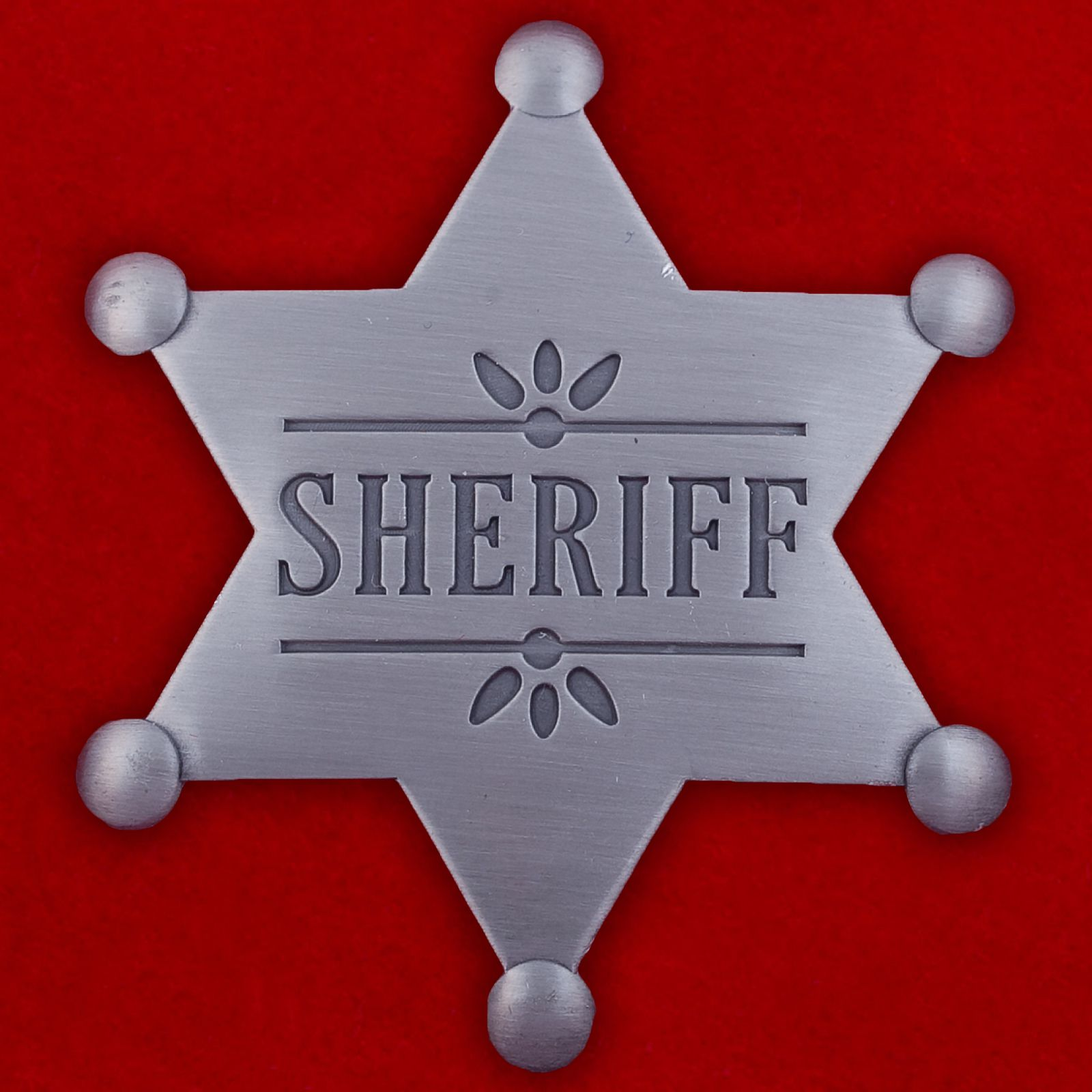 """Знак """"Звезда шерифа"""""""