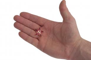 Звезда на пилотку - общий вид
